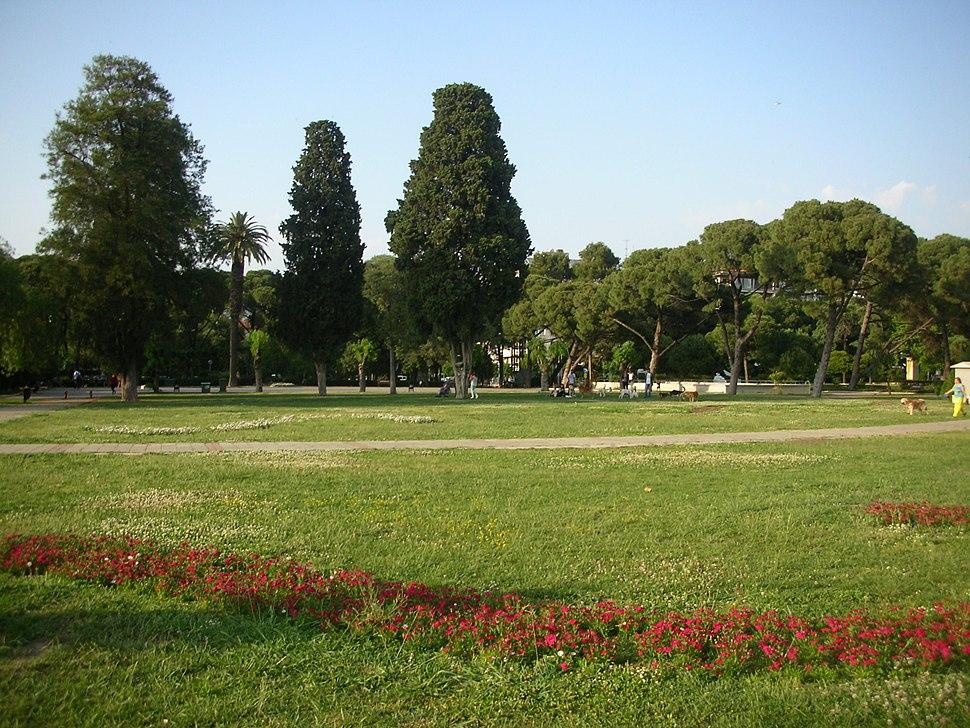 City Park in Kültürkpark