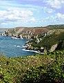 Cléden-Cap-Sizunde, Pointe de Bezellec.jpg
