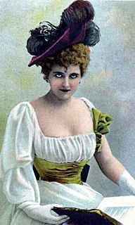 Clara Ward, Princesse de Caraman-Chimay American performer and Belgian princess