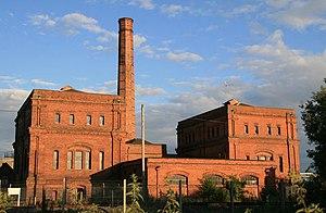 English: Claymills Victorian Sewage Pumping St...