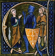 """Cleric, Knight, and Workman"": the three estates in medieval illumination"