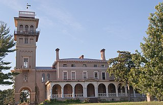Clifton Park, Baltimore United States historic place