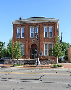 Clinton Township Michigan Township Office.JPG