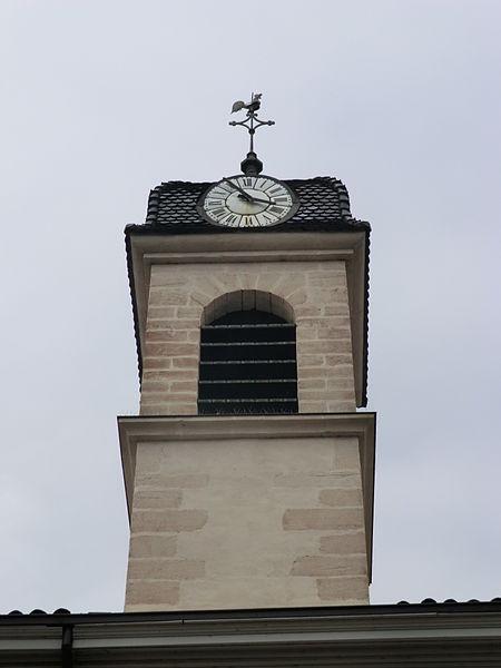 Clocher de l'Hôtel-Dieu de Belleville (Rhône).