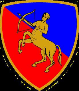 "Armored Brigade ""Centauro"""