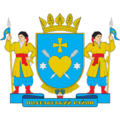 Coat of Arms of Poltavskiy Raion in Poltava Oblast.png