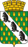 Coat of Arms of Verkhnyeye Dubrovo (Sverdlovsk oblast).png