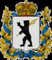 Coat of Arms of Yaroslavl gubernia (Russian empire).png