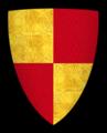 Coat of arms of Geoffrey de Saye, Baron.png