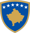 S Wappe vo Republika e KosovësРепублика Косово/Republika KosovoRepublic of Kosovo