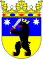 Coat of arms of historical province of Satakunta in Finland.png
