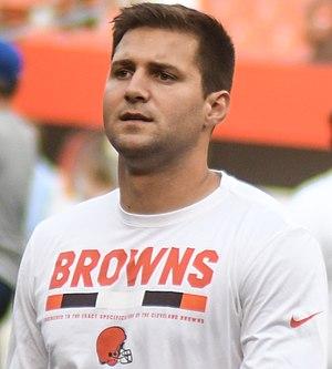 Cody Kessler - Kessler with the Browns in 2017