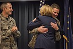 Col. Patty Wilbanks retires after 27 years of service (29365600664).jpg