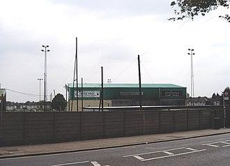 2018 CONIFA World Football Cup - Image: Coles Park football ground, White Hart Lane, Tottenham geograph.org.uk 166913