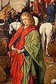 Collaboratore di Jan Van Eyck, crocifissione, 1436-1440 ca. (galleria franchetti) 10 giovanni.jpg