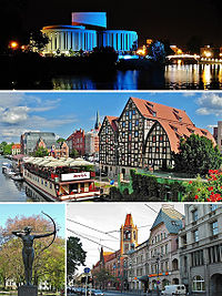 Collage of views of Bydgoszcz, Poland.jpg