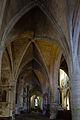 Collatéral nord de la basilique Saint-Sauveur, Dinan, France.jpg