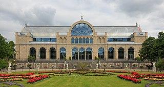 Flora und Botanischer Garten Köln Building in Cologne Botanical Garden