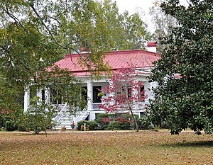 National Register of Historic Places listings in Calhoun County, South Carolina - Image: Colonel Olin M Dantzler House