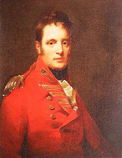 Alexander Campbell of Possil British Army general