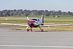 Columbia 400 LC41-550FG (VH-ODM) at Wagga Wagga Airport 1.jpg