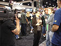 Comic-Con 2006 - G4 guys interview (4798034587).jpg