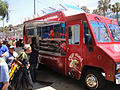 Comic-Con 2010 - Scott Pilgrim vs the World garlic bread truck (4875046394).jpg