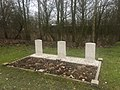 Commonwealth war graves - The Netherlands - Oldenzaal Roman Catholic cemetery.jpg