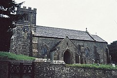 Compton Valence, parish church of St. Thomas à Becket - geograph.org.uk - 503998.jpg