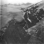 Concordia and Northland Glaciers, terminus of valley and mountain glaciers, September 3, 1977 (GLACIERS 6454).jpg