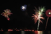 Conesus Lake Ring of Fire and fireworks 2.jpg
