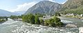Confluence - River Beas and River Parvati - Bhuntar - Kullu - 2014-05-09 2166-2169 Compress.JPG