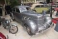 Cord 812 Beverly Sedan (1937) at Autoworld Brussels (8031936651).jpg