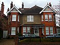 Cornwall Road (large detached house), SUTTON, Surrey, Greater London - Flickr - tonymonblat.jpg
