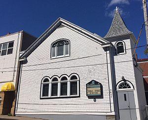 Cornwallis Street Baptist Church - Cornwallis Baptist Church, Halifax, Nova Scotia