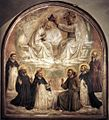 Coronation of Mary by Fra Angelico (San Marco Cell 9).jpg