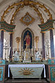 Cosqueville Église Notre-Dame et Saint-Marcouf Chœur Autel 2013 09 01.jpg
