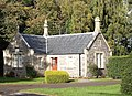 Cottage by St Leonard's Road in Forres - geograph.org.uk - 1530038.jpg