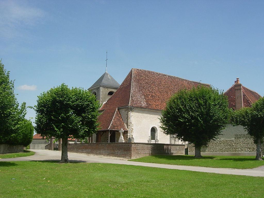 Église de Coursan-en-Othe