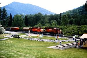 Craigellachie, British Columbia - Image: Craigellachie