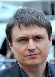 Cristian Mungiu Romanian film director, screenwriter and film producer