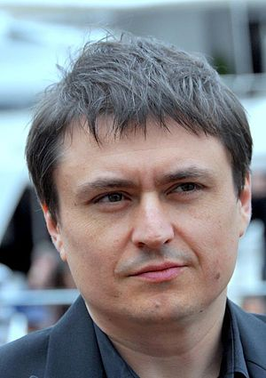 Cristian Mungiu - Cristian Mungiu at the 2012 edition of Cannes Film Festival