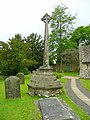 Cross at All Saints - geograph.org.uk - 876837.jpg