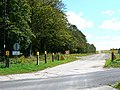 Crossing point 'I', Tilshead to Chitterne Road, Imber Ranges - geograph.org.uk - 524003.jpg