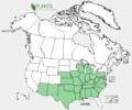 Croton monanthogynus US-dist-map.png