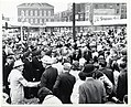 Crowd at the Government Center groundbreaking (13853657643).jpg