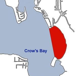 Lake Wawasee - Image: Crows Bay Lake Wawasee