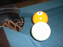Billiard Table Wikipedia - Tournament size pool table
