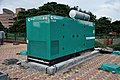 Cummins India Limited - Jackson CJ 300 D5P - Electric Generator - Science Exploration Hall - Science City - Kolkata 2015-08-27 2485.JPG