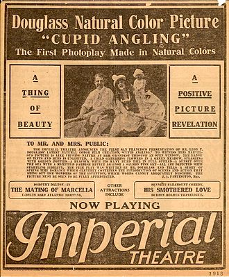 Cupid Angling - Advertisement